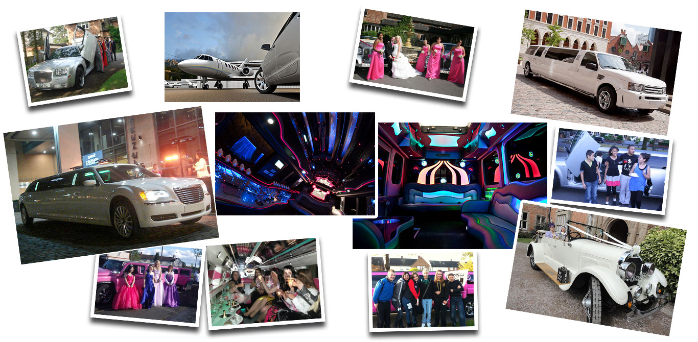 Contact Local Birmingham Limo Company
