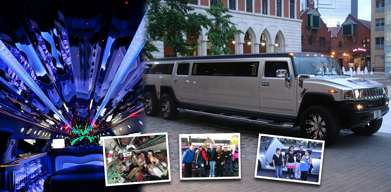 Hummer Limo Hire Birmingham